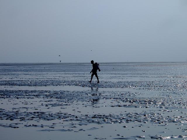 uwe leonhardt wandert in cuxhaven